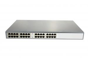 China Support IEEE802.3at 16-Port Gigabit PoE Ethernet Injector with high quality on sale
