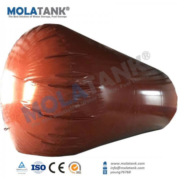 Molatank PVC soft flexible large size gas storage tanks for