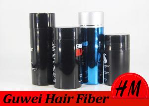 China High Tech Simulate Hair Growing Fiber , Auburn Red Hair Fibers Sweat Resistant on sale