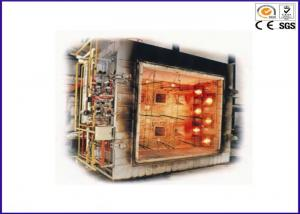 China Large Scale Vertical Fire Resistance Test Furnace For Construction Products on sale