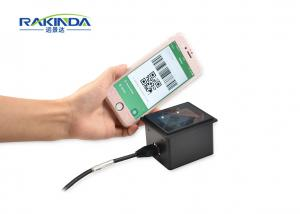 China 2D Fixed Mount Barcode Scanner can Scan Paper and Screen Code with Short Range on sale