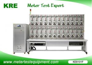 China High Precision Meter Test Equipment  Single Phase Aluminium Alloy Class 0.05 120A on sale