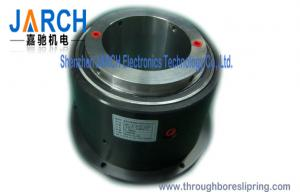 China High Performance Flexible Pneumatic Rotary Union With 80℃ Max Temperature , Ss304 supplier