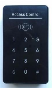 China Touch screen ID access control Reader,touch keypad,light keypad on sale