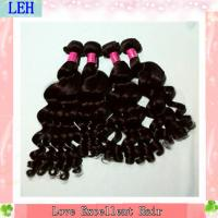 Soft touch sassy weave human hair extension