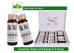 China Healthy Detox Drinks To Lose Weight , Herbal Formula Detox Enzyme Drink on sale