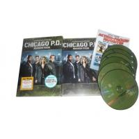 Dvd Complete Series Box Sets Chicago P.D. Season 4 TV Shows Audio DTS Title