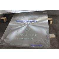 China Aircraft Magnesium Alloy Plate Light Weight Thermal Conductivity Superplastic Forming on sale