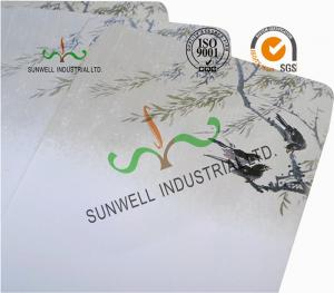 China La coutume de joint d'individu imprimée enveloppe la pleine impression de ressort multi de couleurs on sale