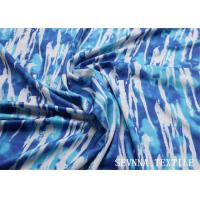 Sublimation Heat Transfer Polyester Spandex Fabric Geometric Pattern Design