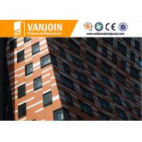 Non Toxic Fireproof Flexible Wall Tiles Waterproof Split Brick for High - rise Building