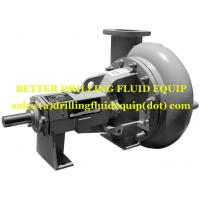 Dragon Type Premium 250 Centrifugal Pump  8x6x14 mechanical seal Casing with Wear Pad Hard Iron Ductile Iron
