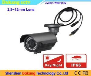 China Bullet Analog HD CCTV Camera , Analog IP Camera With Pir Sensor on sale