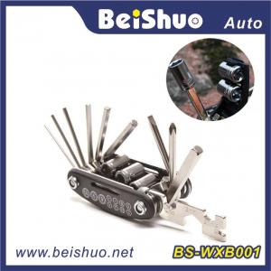 China 16 in 1 Hot Selling Bicycle Repair Tool Set with Multifunction muti-tool on sale