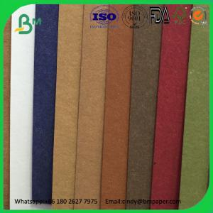 China Washable Kraft Paper Fabric Roll Eco-friendly Water Resistance Reusable Durable 150CM on sale