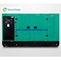 60hz 110kw CUMMINS Diesel Generator Set 6BTA5.9-G2 With 50℃ Radiator