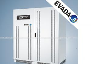 Quality 3 Phase High Frequency White ATM UPS 10KVA - 400KVA Three Input And Three Output for sale