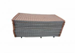 China Welded Defensive Hesco Barrier Military Sand Wall With Geotextile Liner on sale