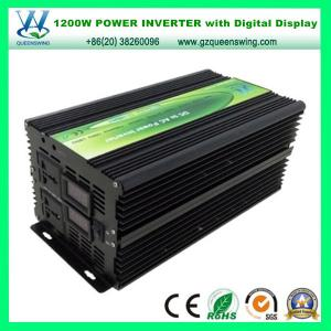 China High Efficiency Micro Inverter 1200W Portable Solar Inverters (QW-M1200) on sale