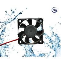 Exhaust instrument air cooler Equipment Cooling Fans , low speed PBT micro cooler fan