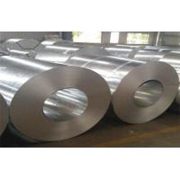 Hot Dipping Cold Rolled Galvalume Steel Coil High Tension For Garage Door