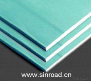 China Moistureproof Gypsum Board / Plaster Board on sale