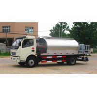 High Performance Bitumen Sprayer Truck , Asphalt Distributor Truck 6300x2080x2400 Mm