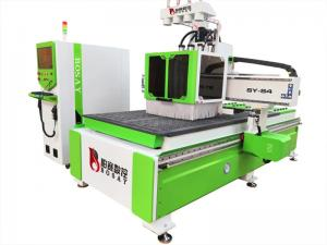 China Vacuum Adsorb Table CNC Engraving And Cutting Machine Long Life Time on sale