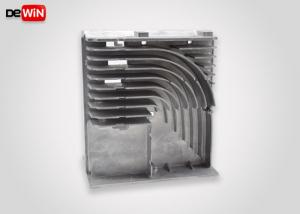 China Custom high pressure Aluminum Die Casting metal heatsink parts on sale