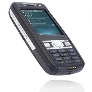 China Wtreless Handheld Industrial Mobile Computer with 1d&2d barcode scanner ,WIFI ,IP64,GPRS,GPS(EM818) on sale