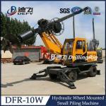 High Quality Hydraulic Pile Driving Machine DFR-10W