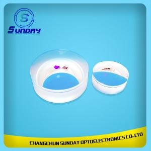 China 1mm to 600mm Achromatic Lens Optical Lens BK7k9 Sapphire Fused Silica(JGS1) Caf2 ZnSe Si Ge Made in China on sale