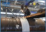 Carbon Steel Power Plant CFB Boiler Steam Drum / High Pressure High Temperature Drum