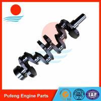 YANMAR diesel engine parts 4D84 crankshaft 3TR2R14 for Komatsu excavator PC40 PC50