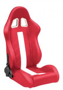 Quality Reclining Pineapple Carbon Sport Racing Seats / Car Bucket Seat for sale
