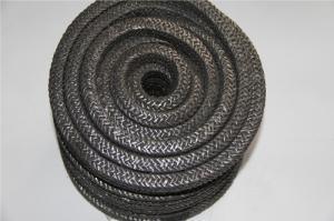 China Emballage de graphite avec de l'huile, emballage de glande tressé pour la pompe on sale