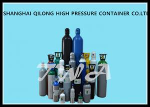 China Welding empty Medical Alloy Steel Gas Cylinder 4L 600mm Length on sale