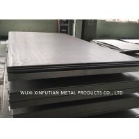 2B Finish 5MM Stainless Steel Sheet / 8k Hot Rolled Sheet Steel 1.4372