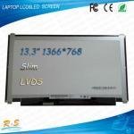 AUO 40 pin TFT laptop LCD  display 1366x768 B133XTN01.5  LVDS