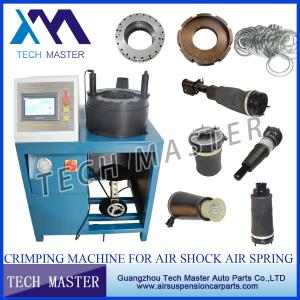 China Air Suspension Crimping Machine With Screen Fitting Crimping Hose Crimper Rubber on sale