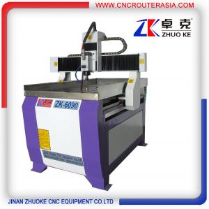 China air cooling spindle small cnc wood carving machine ZK-6090-2.2KW 600*900mm on sale