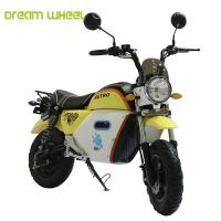 Graphene Battery Electric Motor Scooters For Adults , 25-32km / H Speed