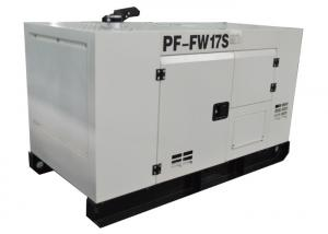 China Home Use Three Phase 15kva Denyo Typ Diesel Power Generator With Fawde Engine on sale