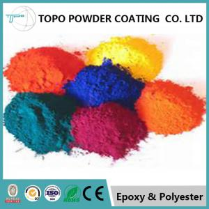 China Radiator Hammer Finish Powder Coating, RAL 1002 Corrosion Resistant Coatings For Steel on sale