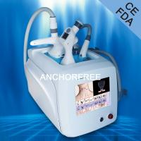 Vacuum Cellulite Reduction Equipment For Body Slimming / Back Massage / Wrinkle Removal