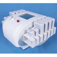 China Newest 208 diodes lipolaser body fat removal beauty machine on sale
