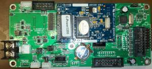 Quality A única, tri cor RGB eletrônico conduziu o cartão de controle para enrolar o sinal do diodo emissor de luz for sale
