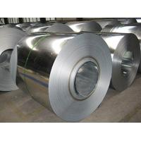 DX51D Q235 Q195 Cold Rolled Hot Dipped Galvanized Steel In Coils For Corrugated Sheets