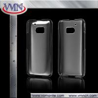 China Hard plastic Clear back shell case for HTC HTV32 mobile phone pc cover on sale