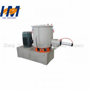 China WPC PVC Powder Plastic Resin Mixer High Speed High Cooling Efficiency on sale
